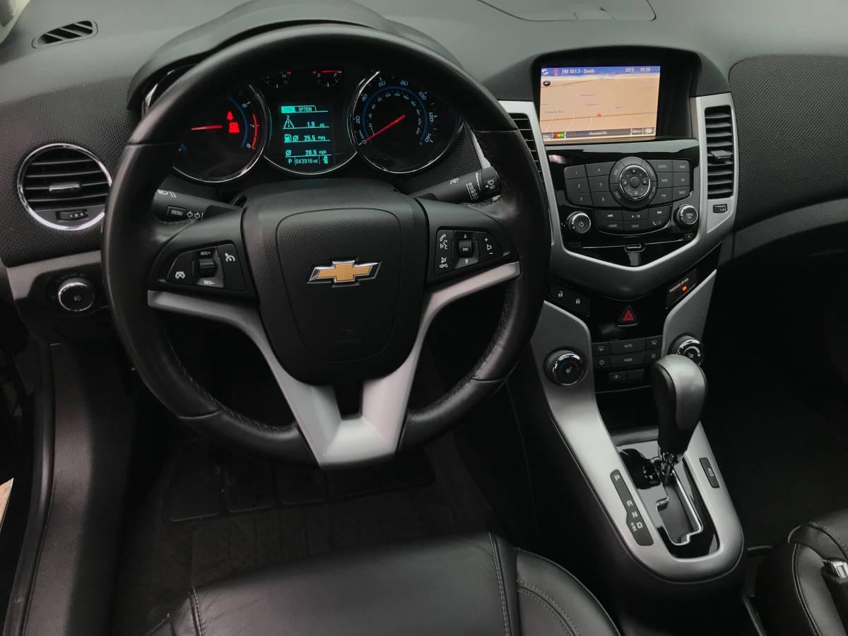 2014 Chevy Cruze LTZ RS