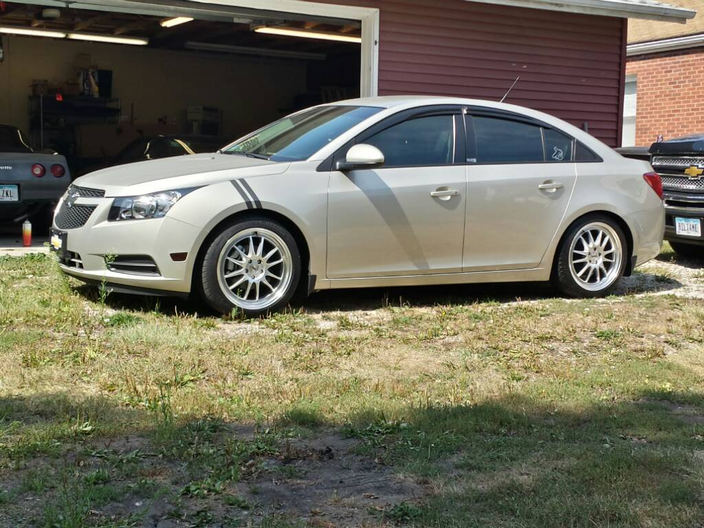 2012 chevy cruze aftermarket wheels