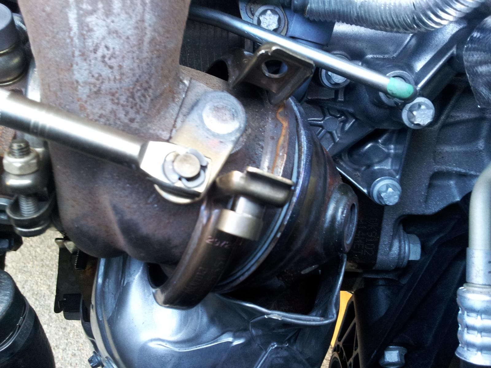 D Zzp O Midpipe Installation on Chevy Malibu Camshaft Position Sensor Location