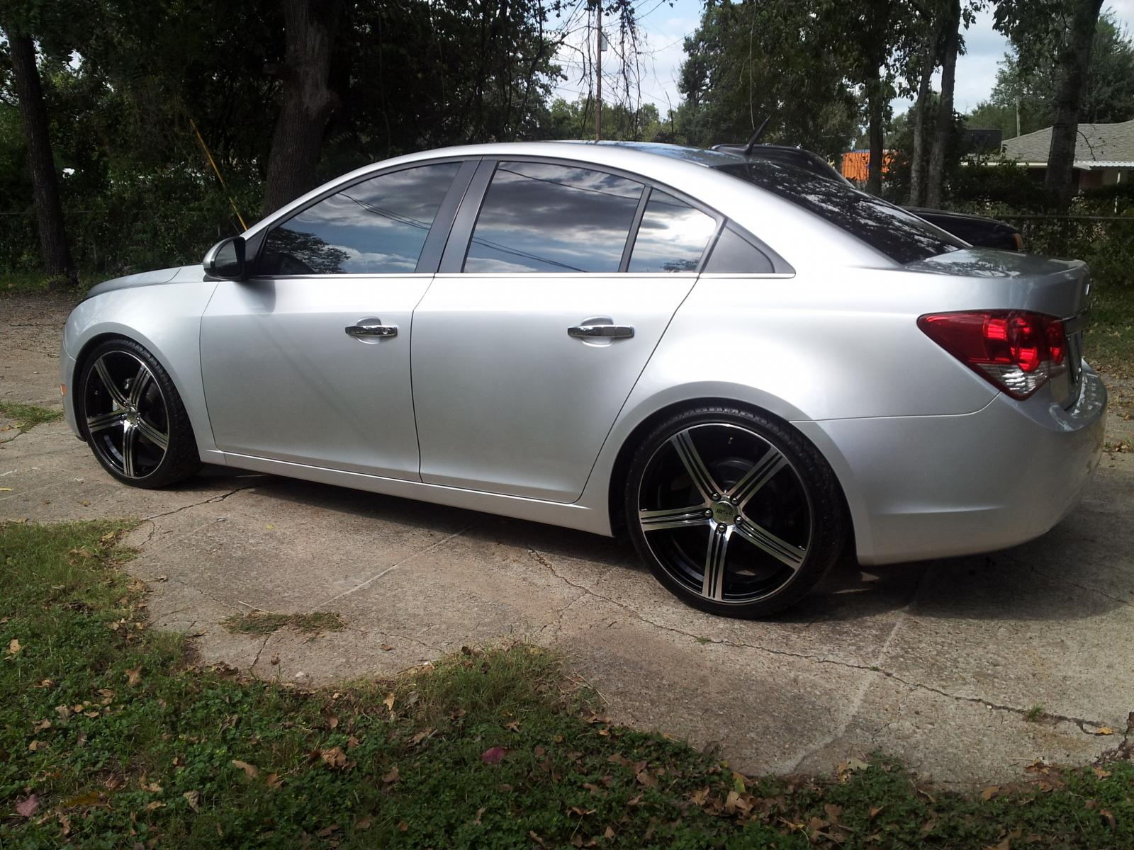 2013 Chevy Cruze Tire Size >> A Hard Decision 19inch Or 20inch On My Cruze Page 2
