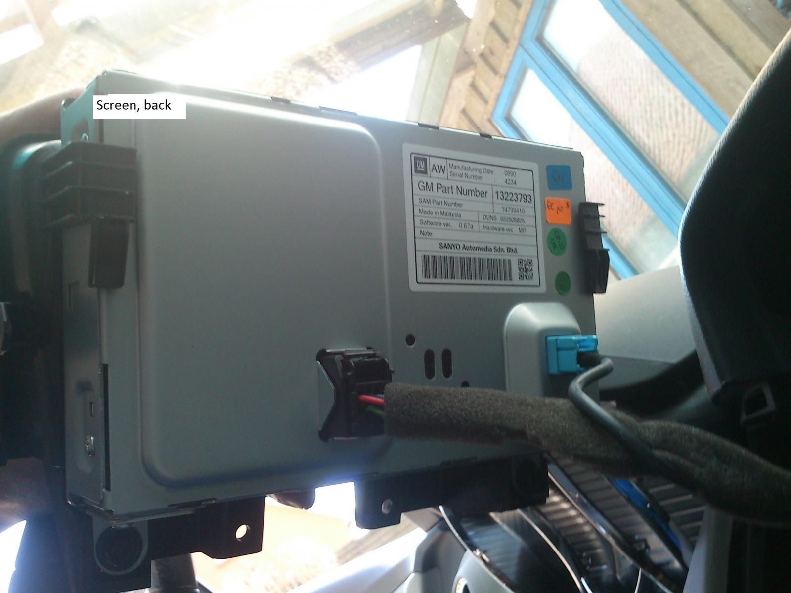 Backup Camera Installation Wiring Diagram Trusted Diagrams Pyle Plcm7700 Cruze Reverse Schematic Bc30