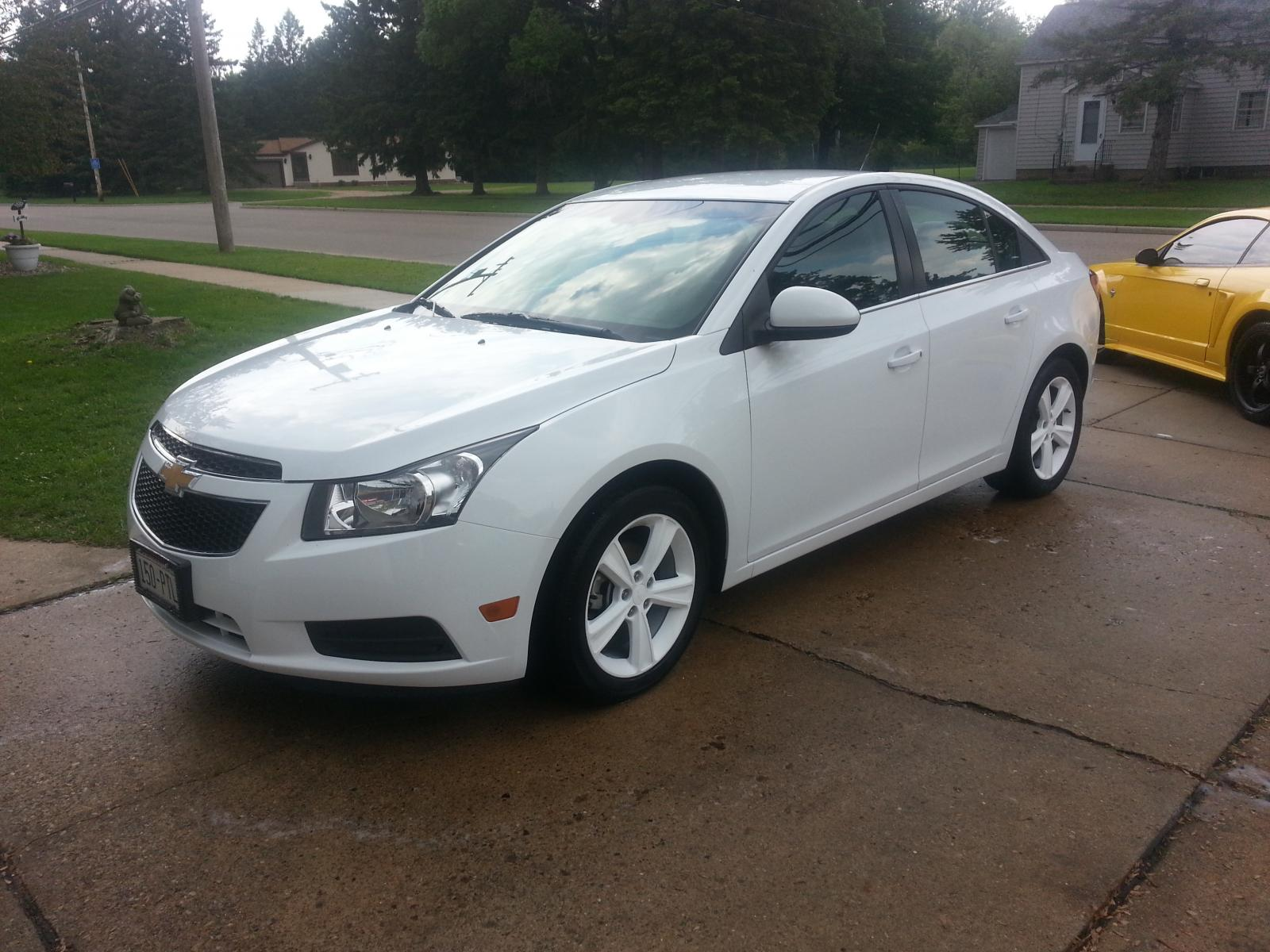 Chevy Cruze 14 Turbo Plasti Dip Rims??? - Page 2 - Chevy Impala Forums
