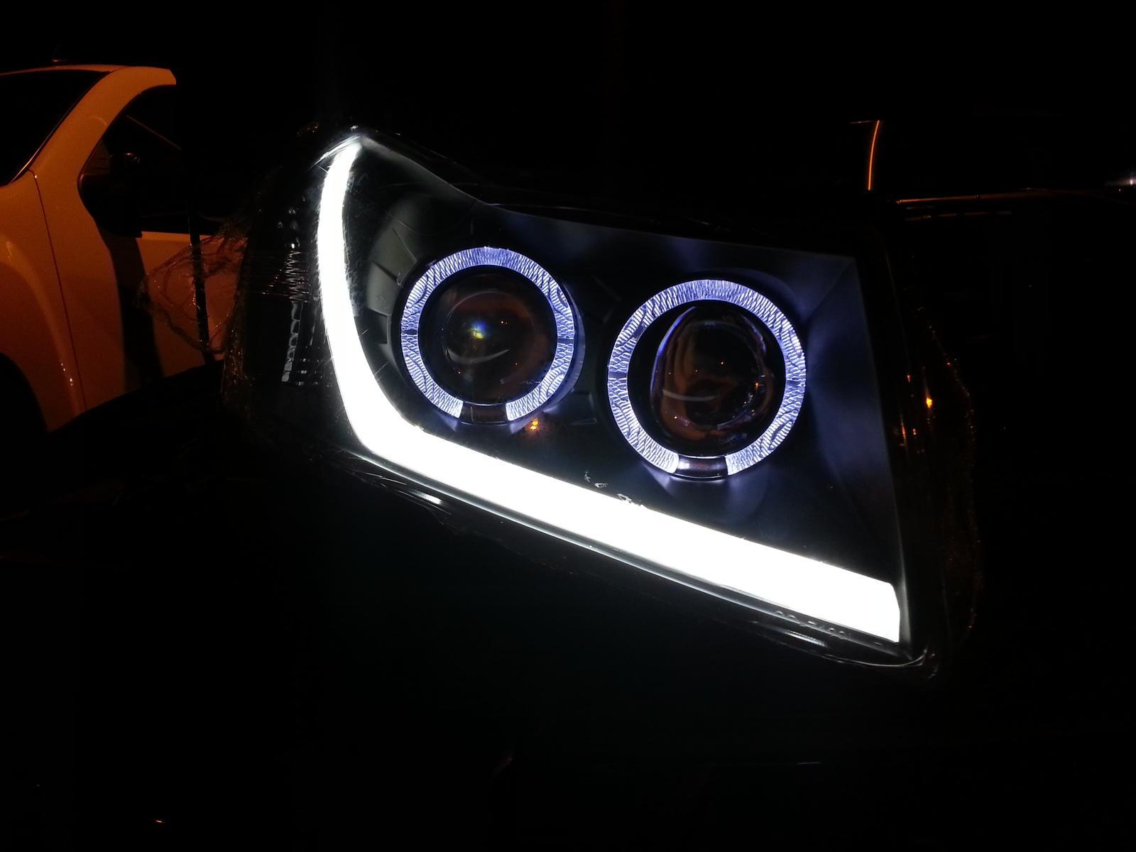 Spyder aftermarket Headlights