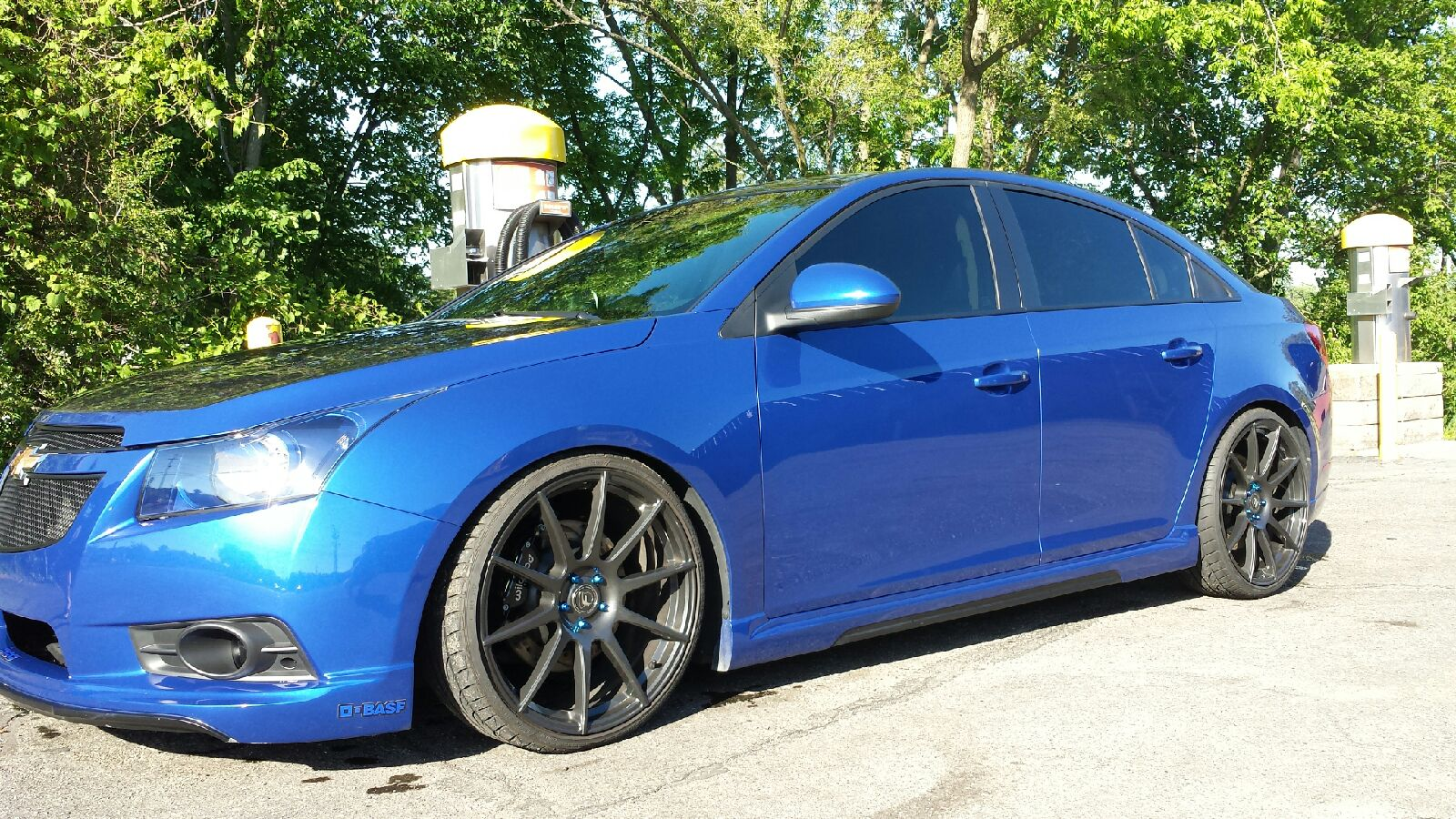 "20"" Forgestar Wheels and Falken Tires for sale (Fit on CRUZE)"