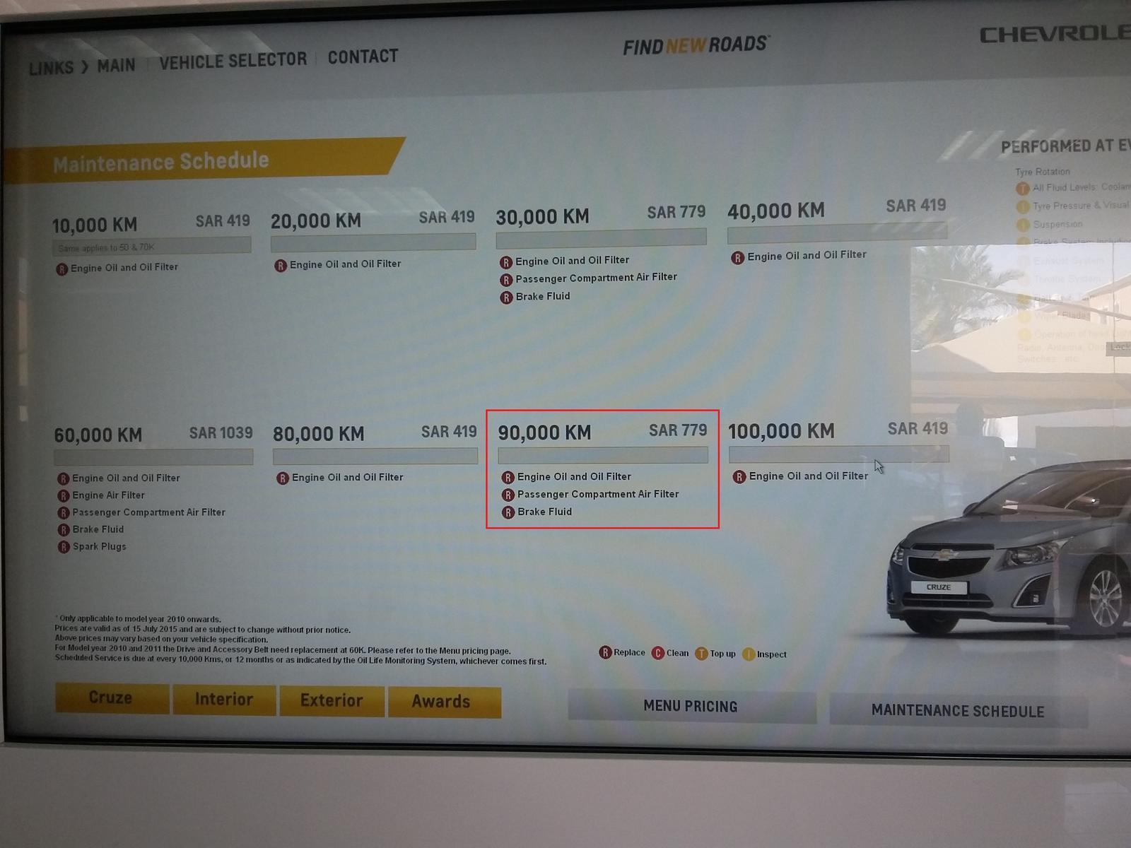 Information Required - Error Code 89 & 35 | Chevrolet Cruze Forums