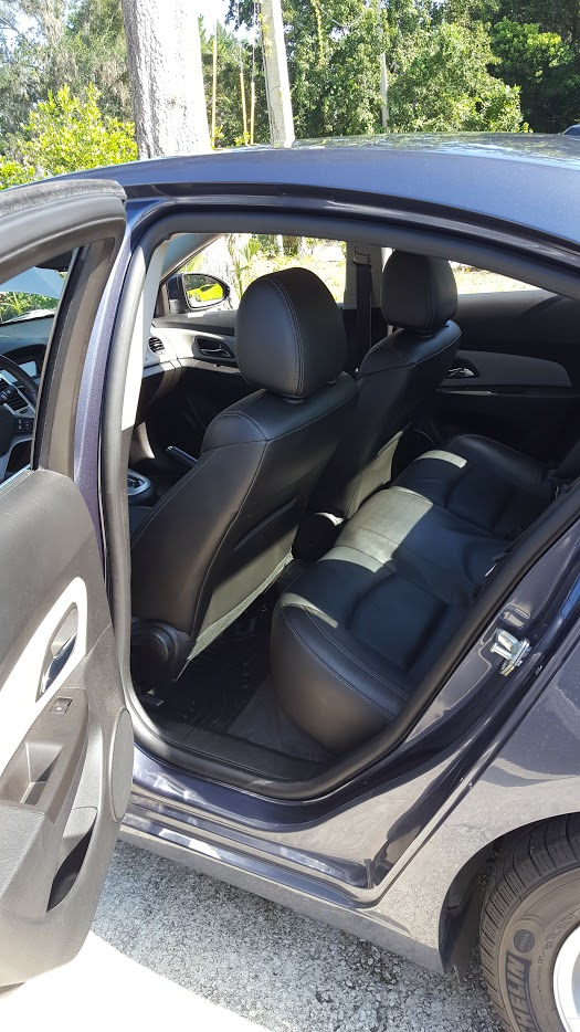 Swapping seats from Cloth to leather | Chevrolet Cruze Forums