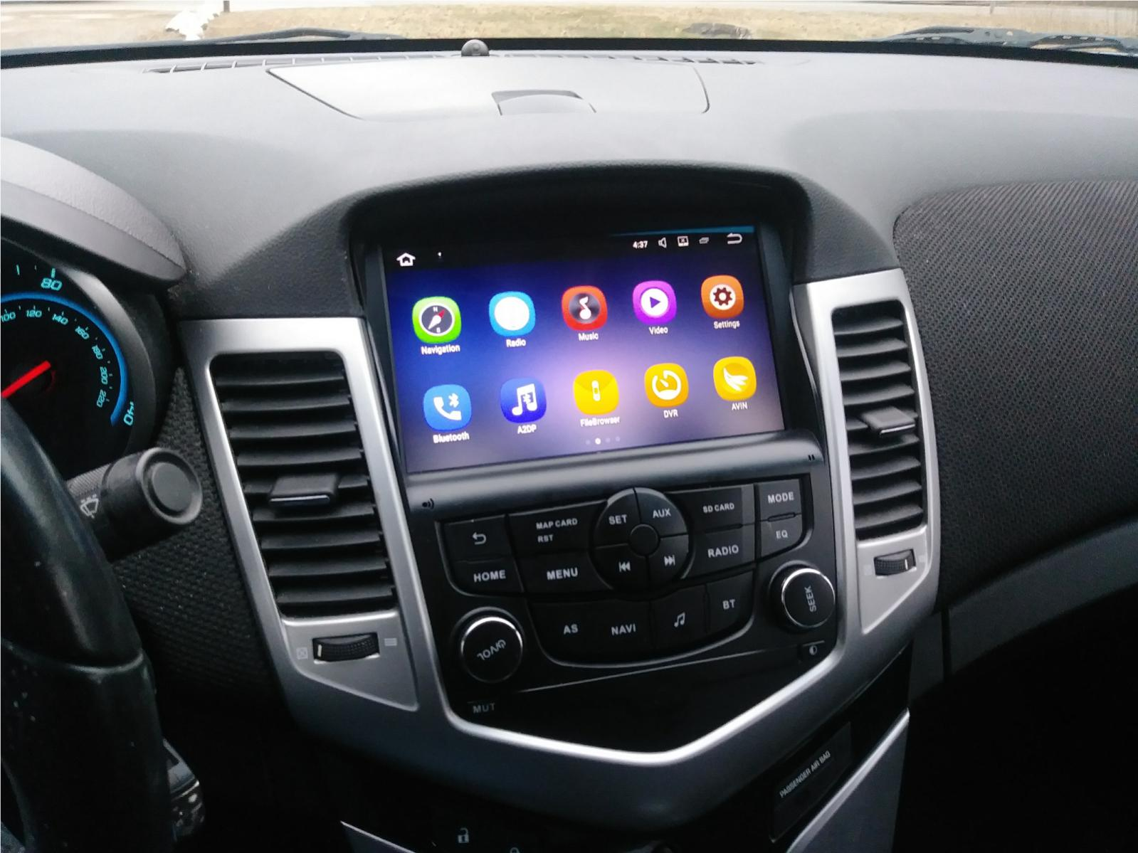 New System to Replace Onstar Nav and Stereo  | Chevrolet Cruze Forums
