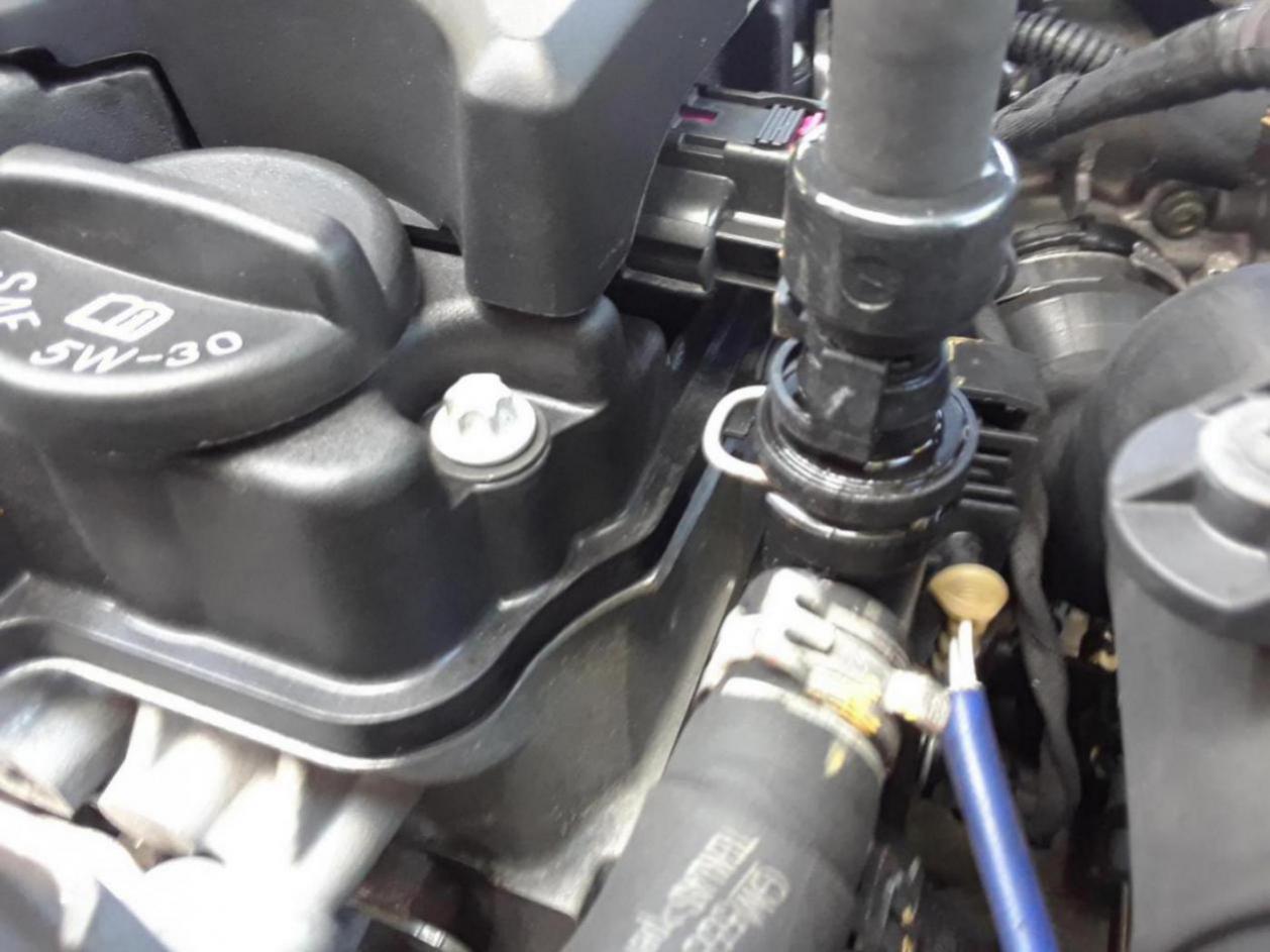 Chevy Cruze New >> Coolant leak 2013 Chevy Cruze