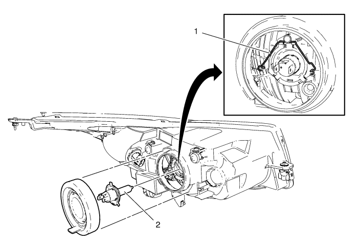 how to replace the low/hi beam bulb on a cruze. acura tail light wiring diagram cruze tail light wiring diagram