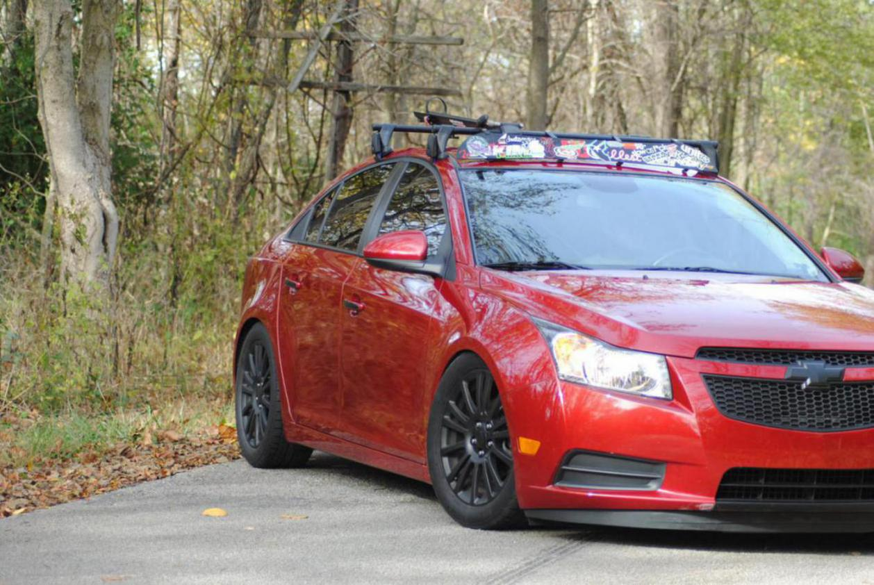 ULTIMATE Cruze Coilover Thread - Page 3
