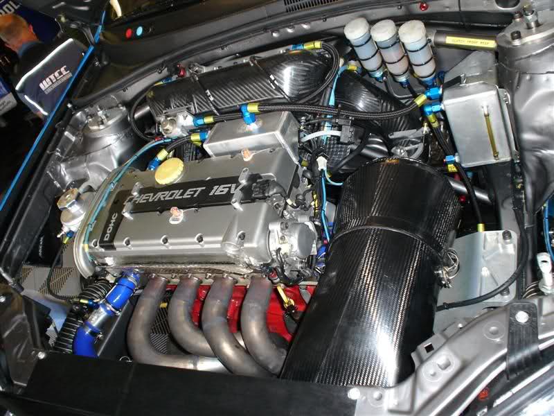chevrolet cruze engine swap