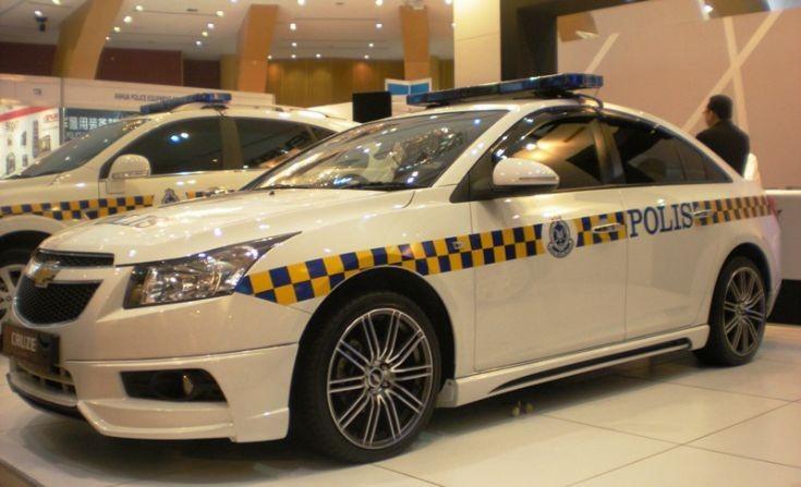 Cruze Cop Car