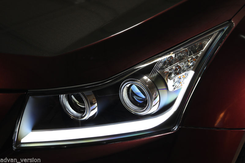 Aftermarket Headlights With Drl
