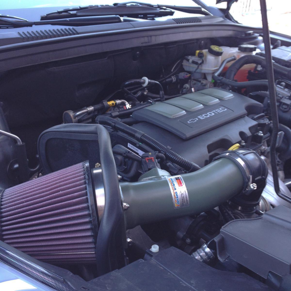 engine bay bling