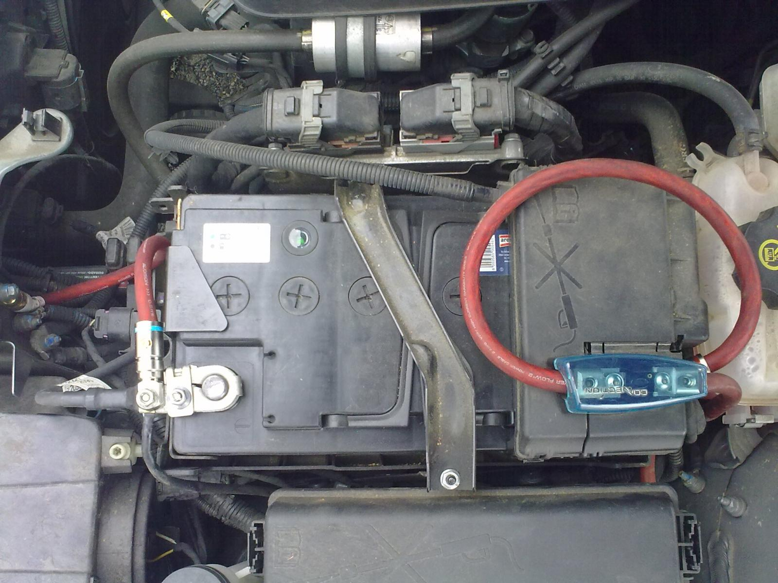 2011 Chevy Cruze Battery Wiring Repair Wiring Scheme