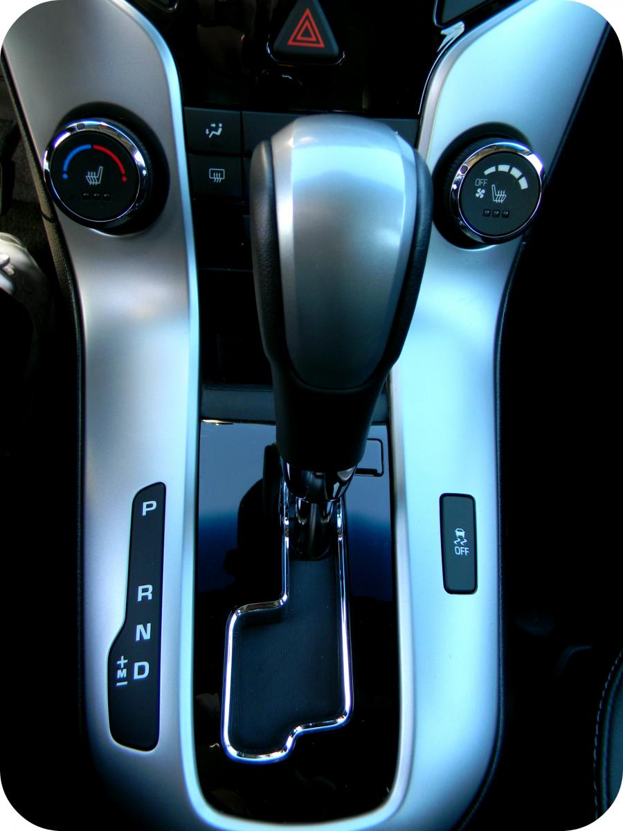 chevy cruze manual transmission problems