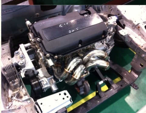 Chevy cruze 1.8 supercharger kit