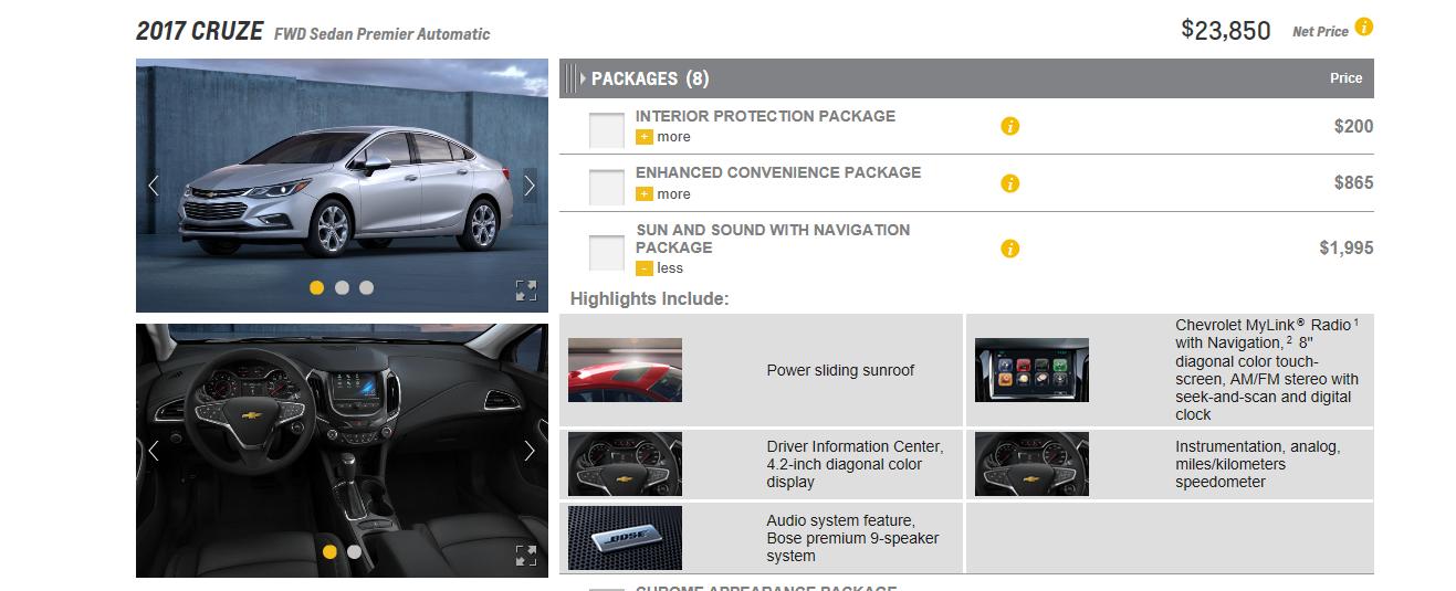 FirmWare Update/MyLink Customization | Chevrolet Cruze Forums