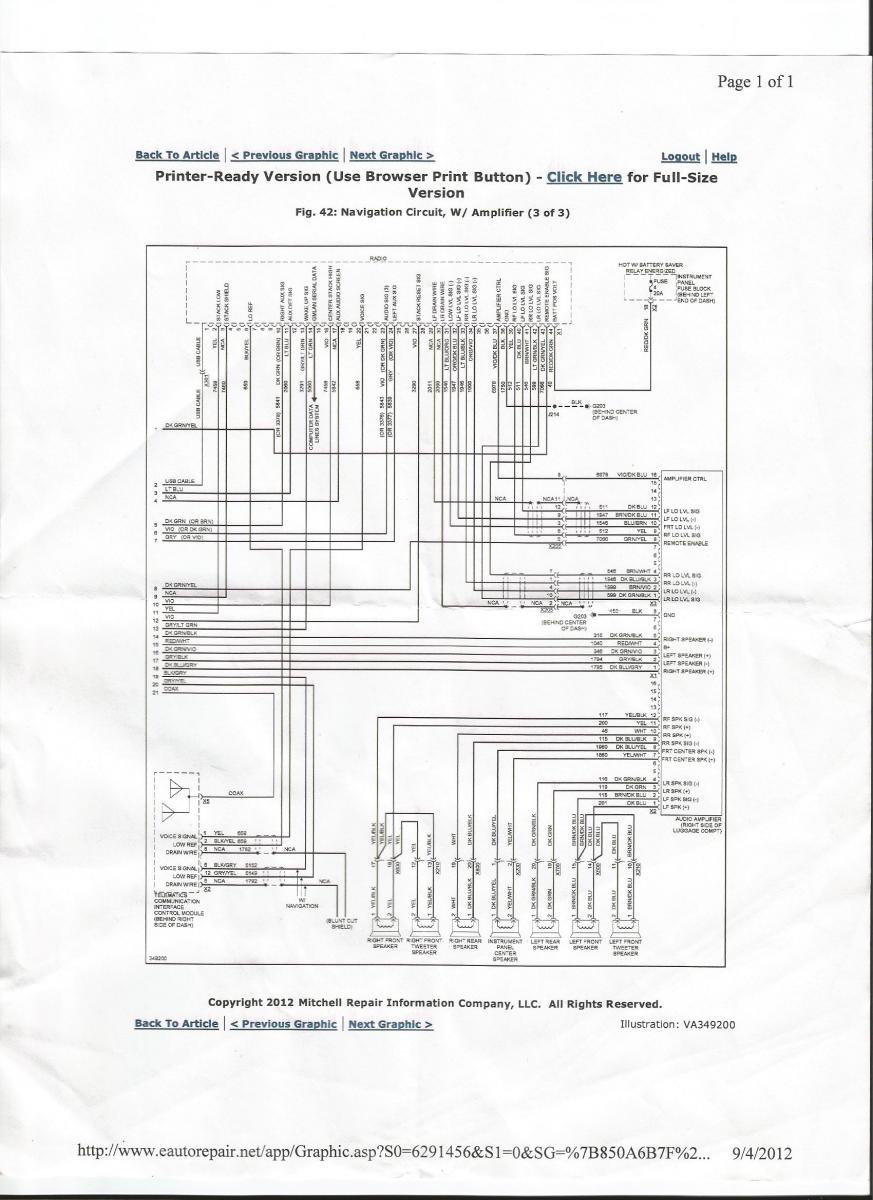 Gps Wiring Diagram 2013 Silverado Diagrams Lark Trailer Factory Stereo Best Site Mirror