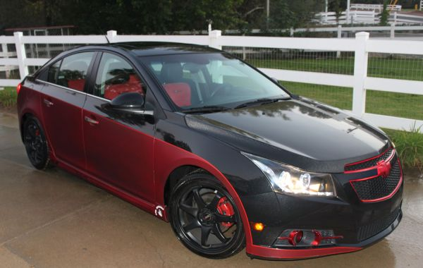 Chevy Cruze Custom >> Fs 2012 Cruze Ltz Rs Package Loaded And Custom Accessories