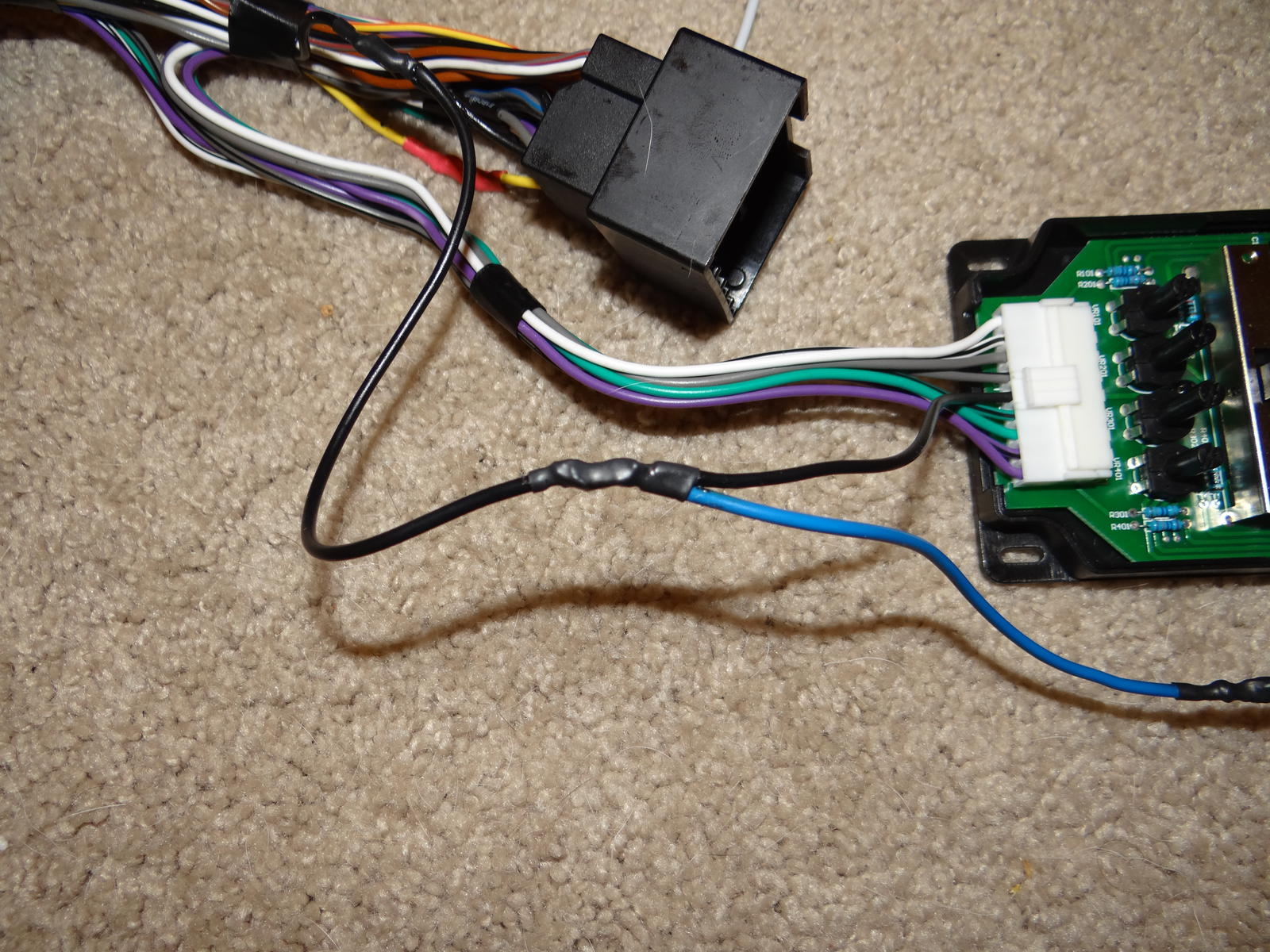 Aa Gm44 Wiring Questions How To Pac Chevy Harness Dsc02479