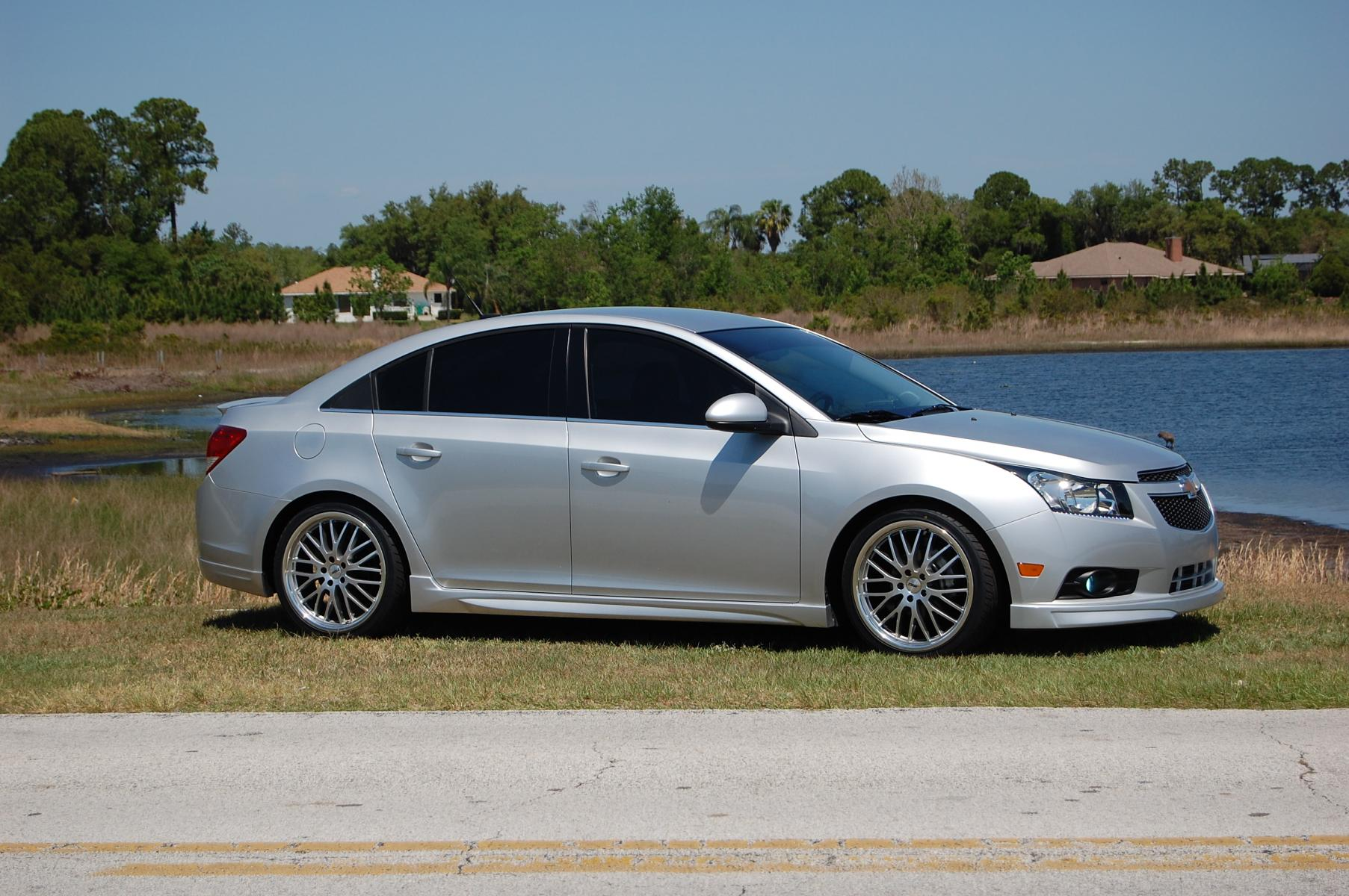New Body Kit And 19 Wheels On My Cruze