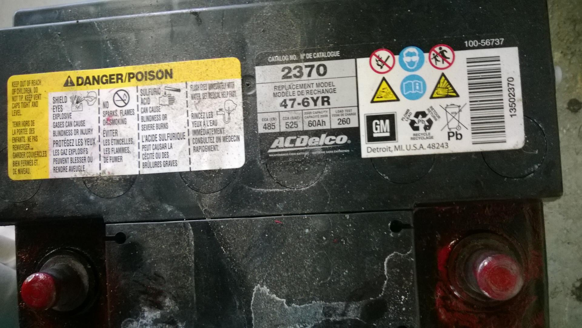 How To Choose My Car Battery