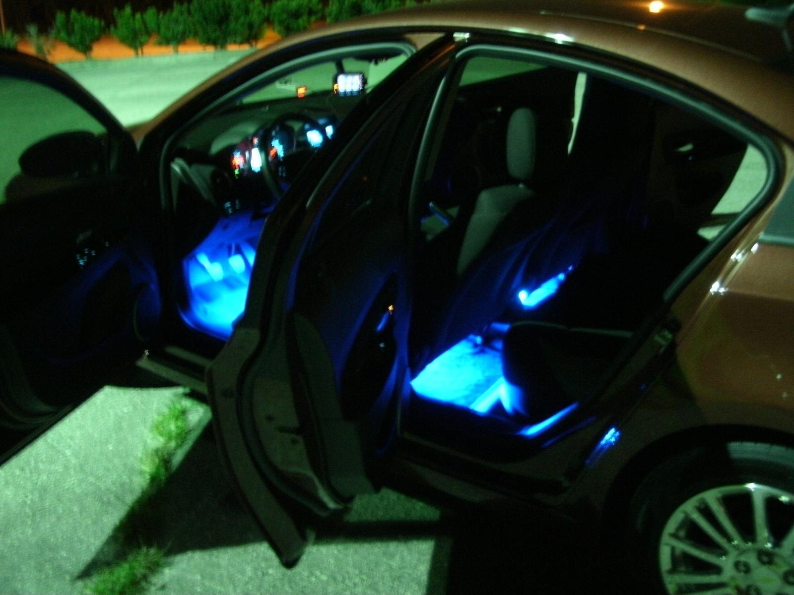 Led Glow Interior Lights Install Help Chevrolet Cruze Fuse Box