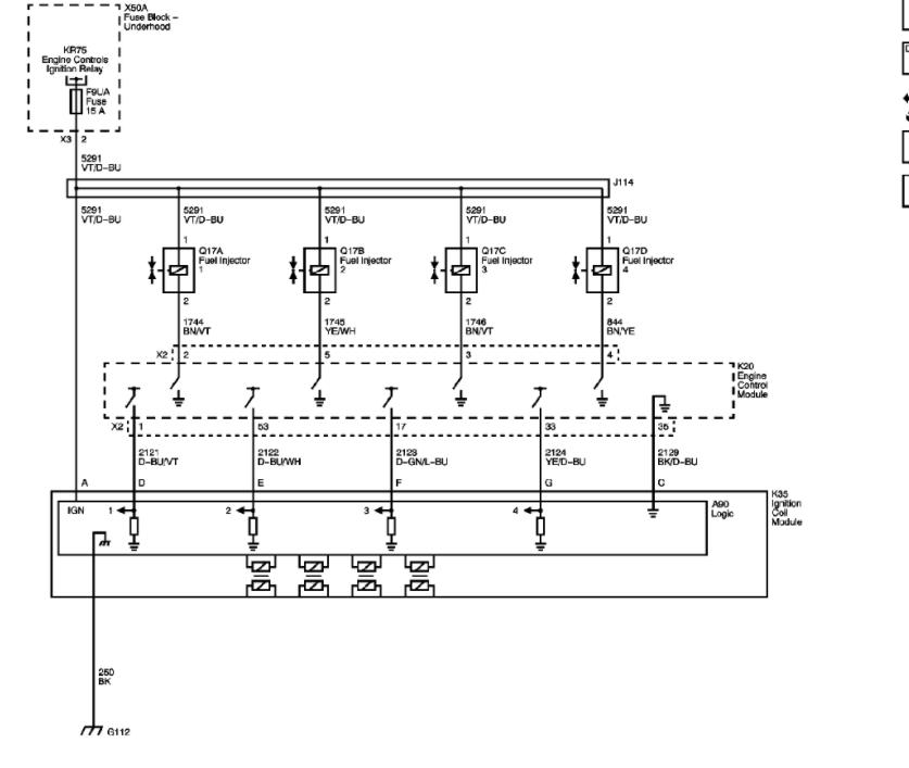 ignition coil wiring schematics rh cruzetalk com Typical Ignition Switch Wiring Diagram Chevy Ignition Switch Wiring Diagram
