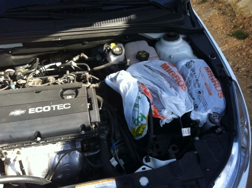 How To Clean Engine Bay >> How To Clean The Engine Bay Chevrolet Cruze Forums