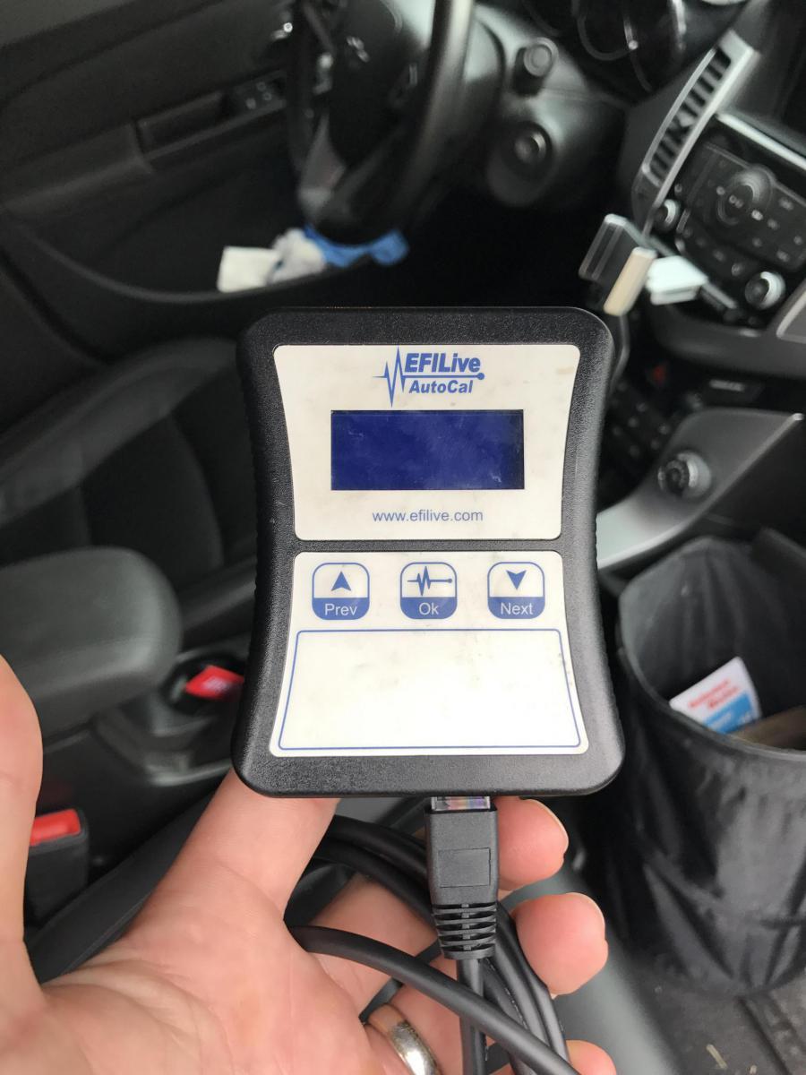Fleece tuned, EFILive programmer, other options for better fuel