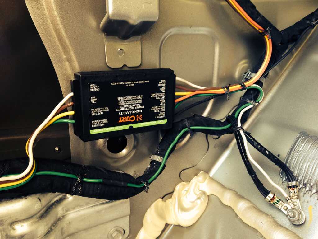 Chevy Trailer Light Wiring Diagram