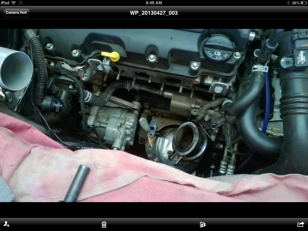 P0299 Error Code - No Apparent Problem? | Chevrolet Cruze Forums