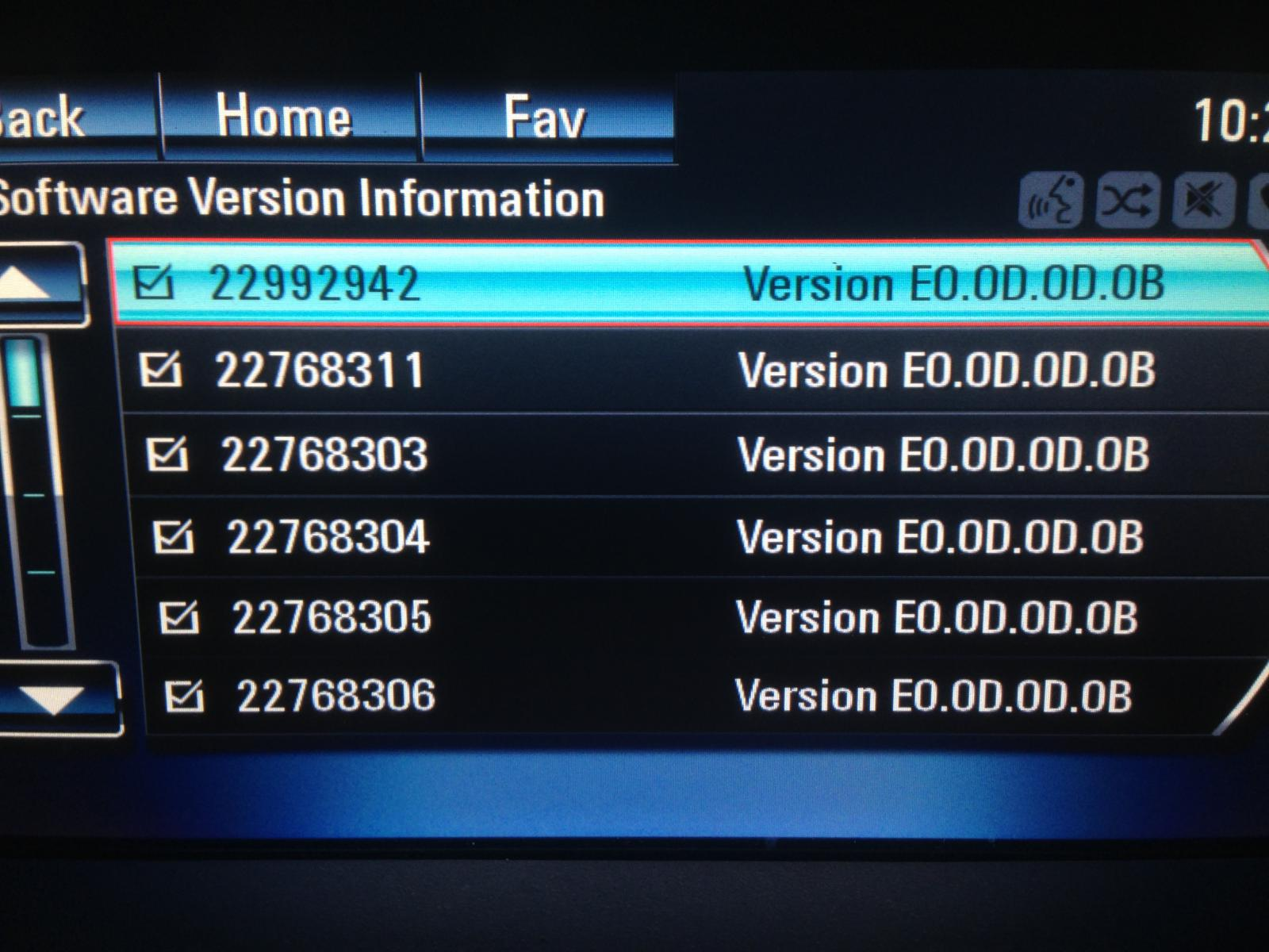 Chevy Mylink Software Update >> Iphone Issues With 2013 Cruze Chevrolet Cruze Forums