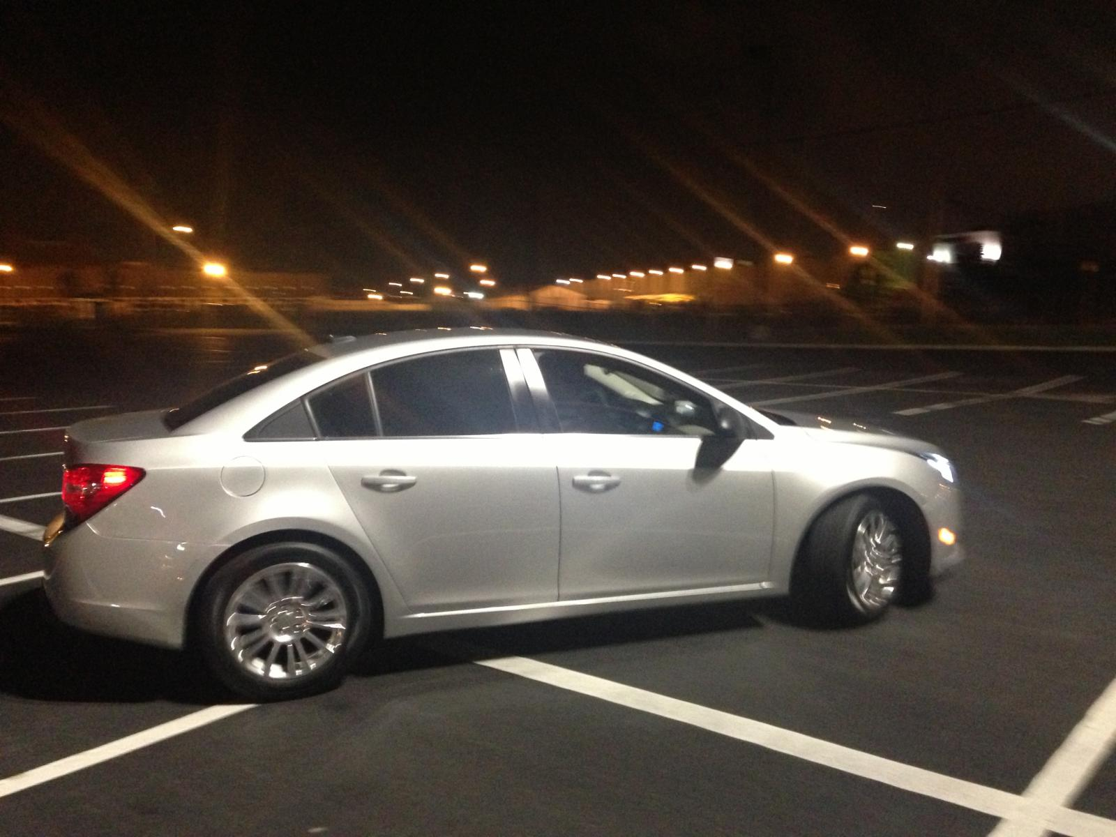 D Chevy Cruze Eco Rims Sale Trade W Tires Tpms Like New Img on Chevy Rims