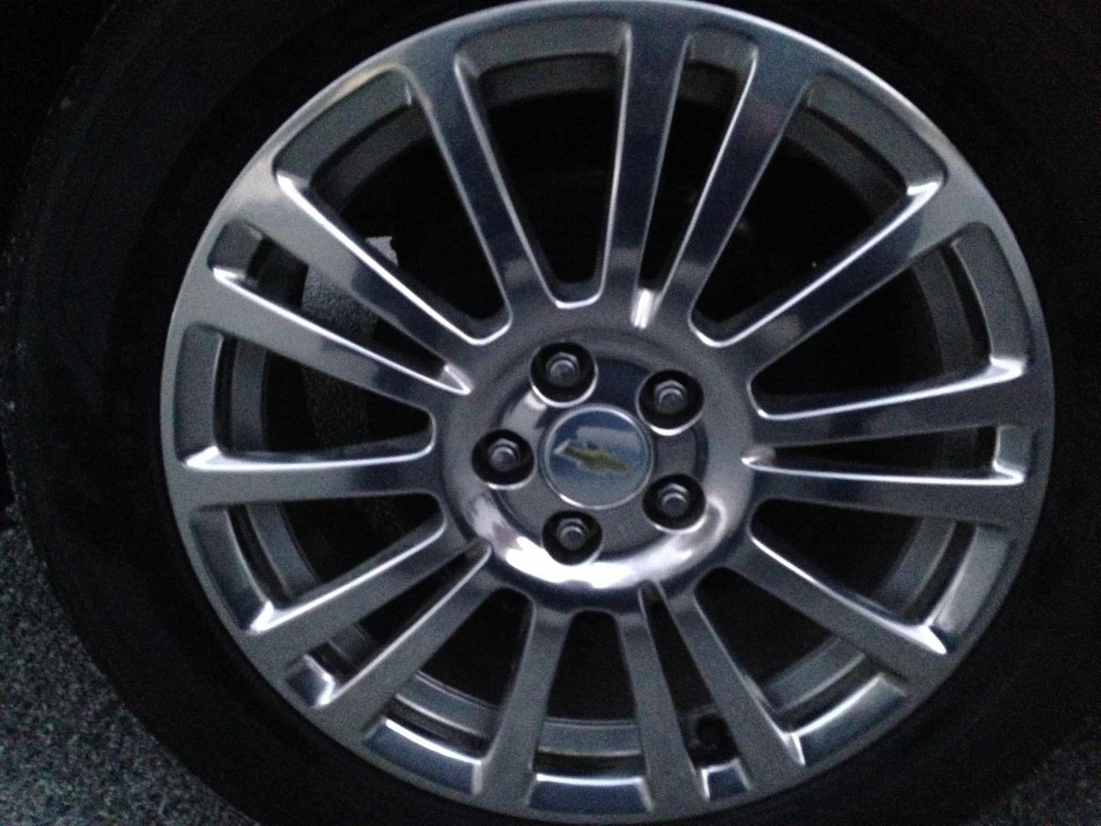 2012 chevy cruze Eco RIMS for sale or trade, W/Tires/TPMS ...