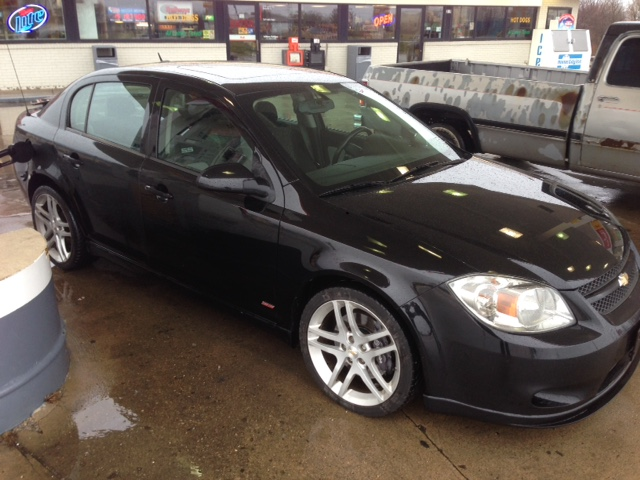 2009 cobalt ss sedan turbo sale trade for chevy cruze. Black Bedroom Furniture Sets. Home Design Ideas