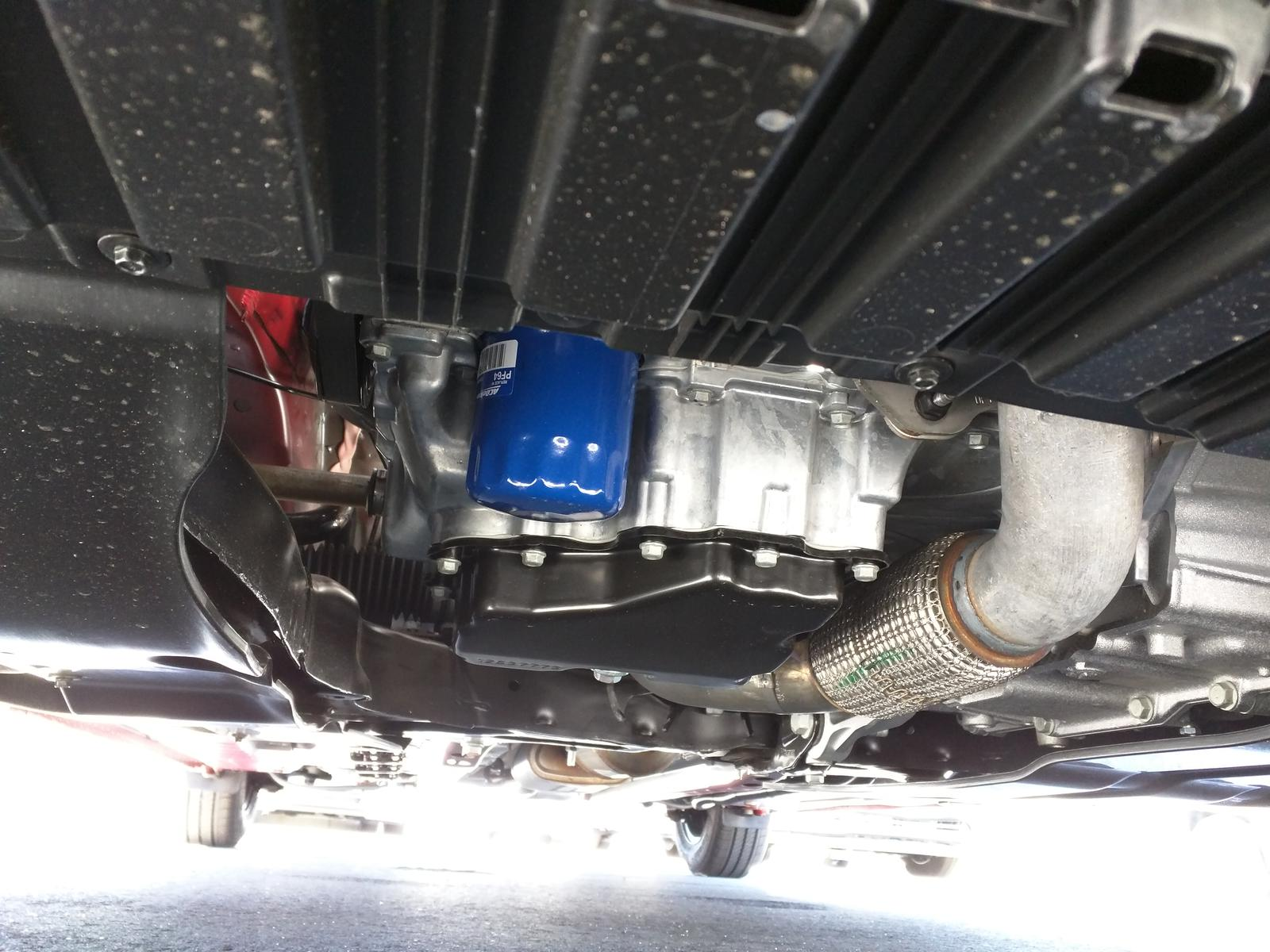 Chevrolet Cruze 2018 >> Spin on Oil Filter again? - Page 4
