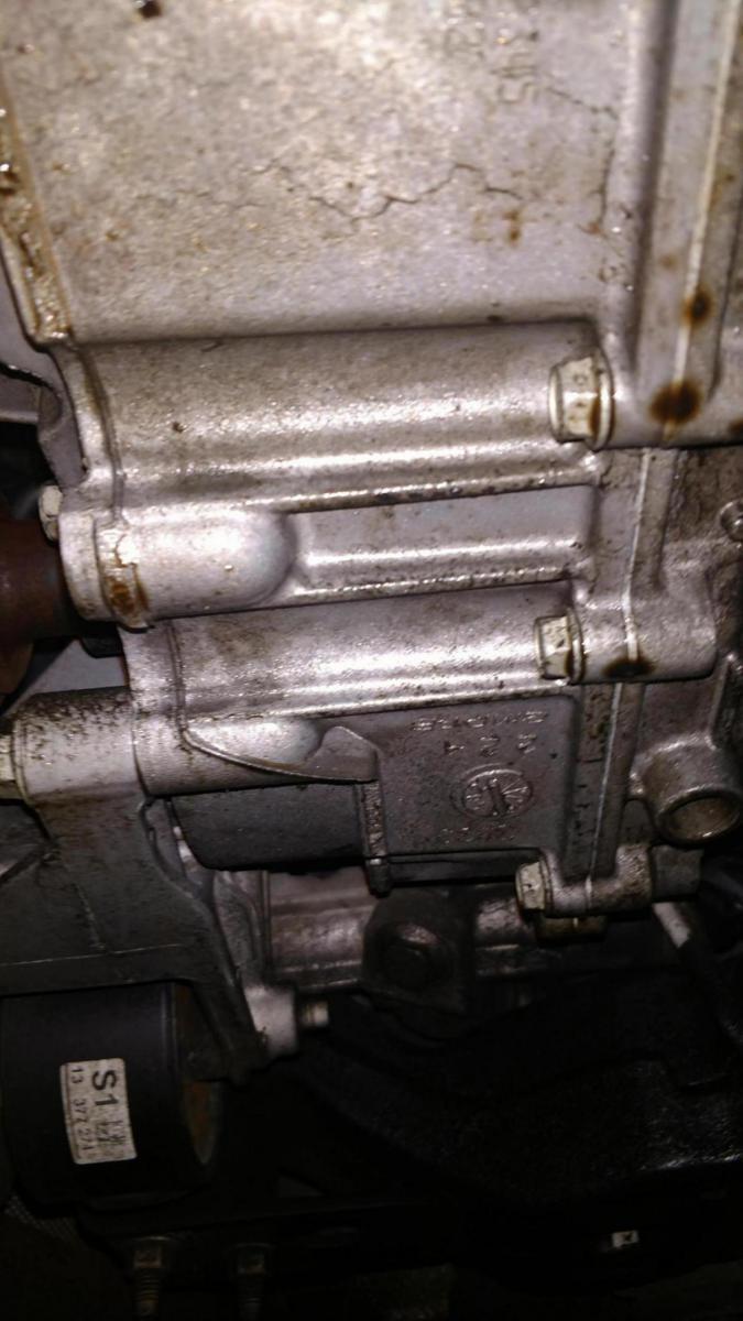 Transmission Fluid Leak >> Oil Or Trans Fluid Leak