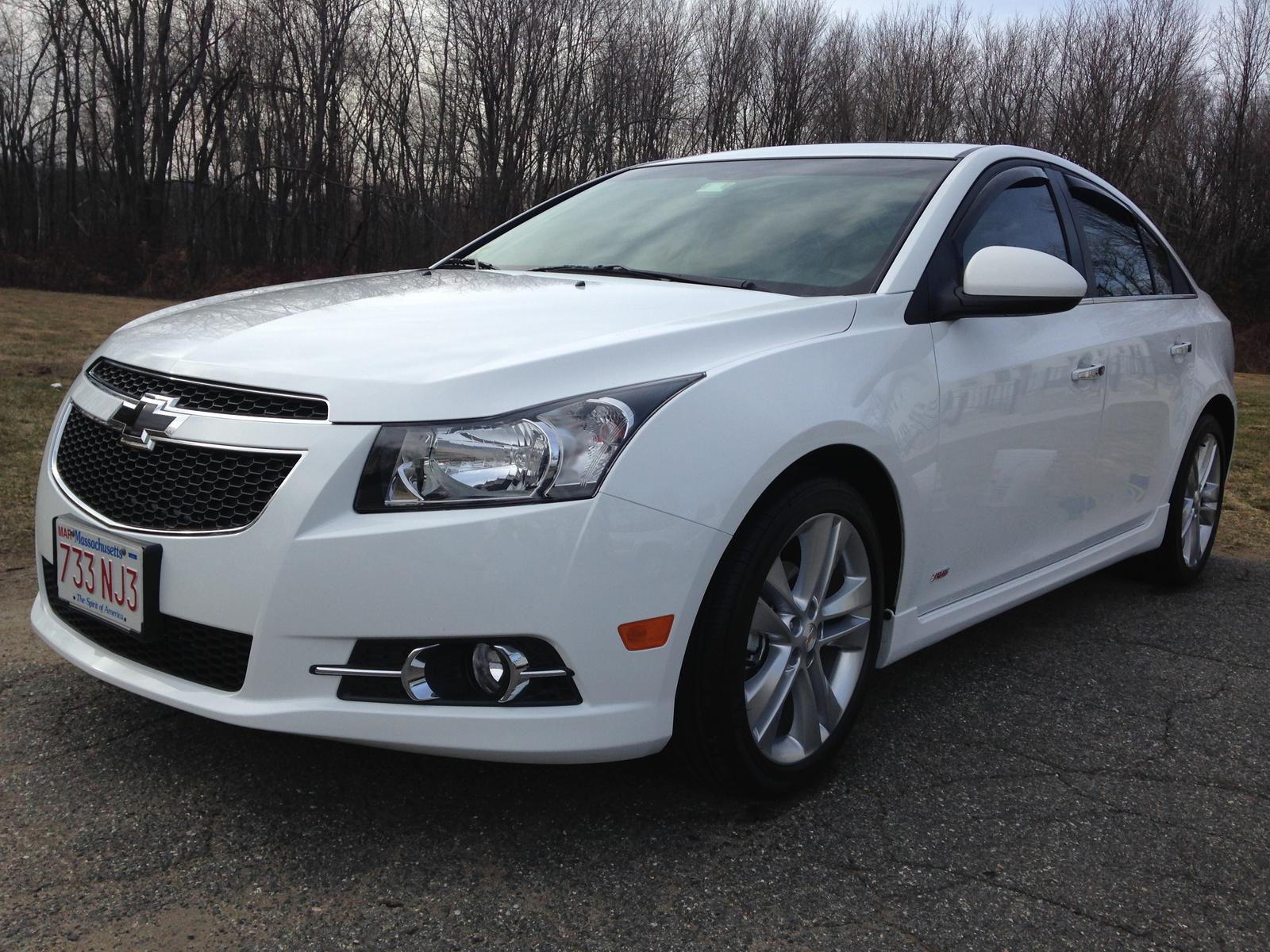 2014 Cruze LTZ RS package black or white Page 3