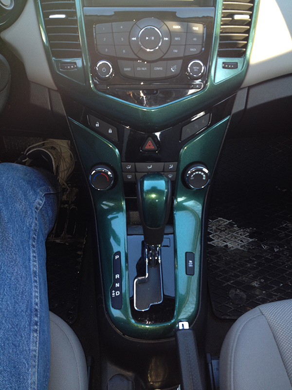 Nice Interior · CHEVYCRUZE ... Pictures Gallery