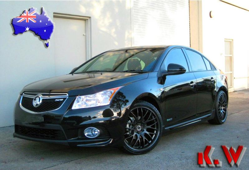 Chevy Cruze Black Rims Www Pixshark Com Images