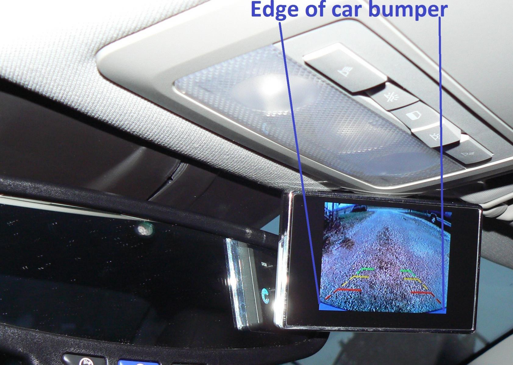 how to install a back up camera cheaply rh cruzetalk com Boyo Backup Camera Installation Guide Backup Camera Wiring Diagram for VW