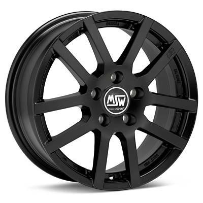 Fs Black Msw Type 22 16x7 Wheelstiresmd