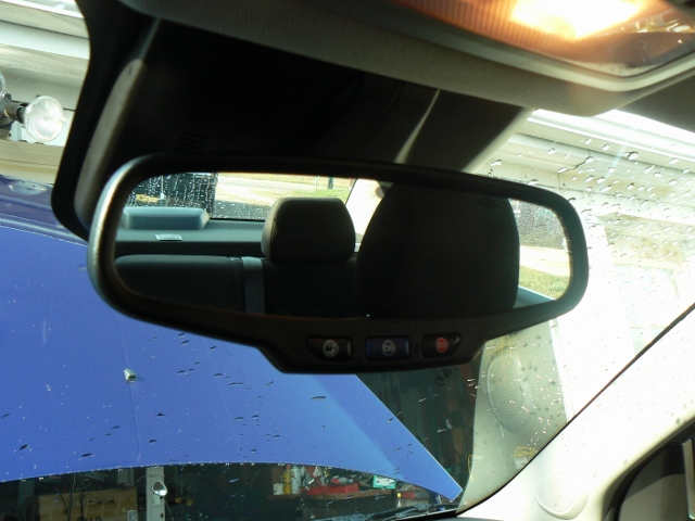 how to remove rear view mirror with pictures. Black Bedroom Furniture Sets. Home Design Ideas