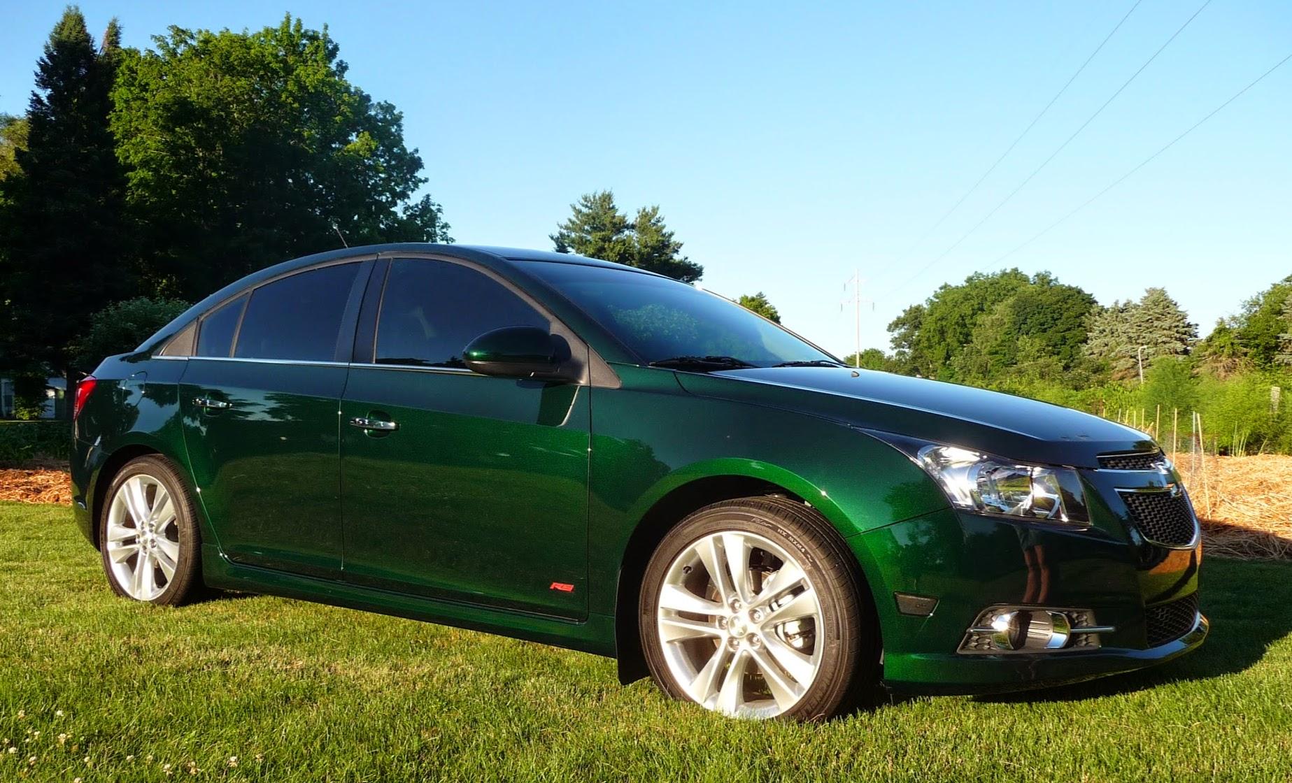 Green Camaro Paint Code