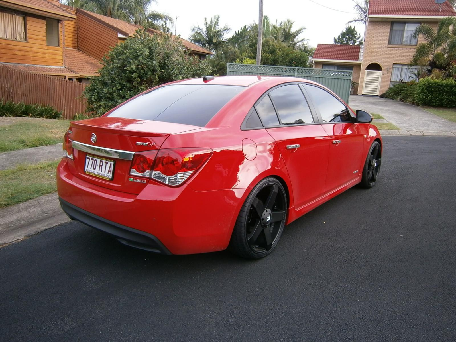 Official Lowered Cruze Photo Thread Page 4