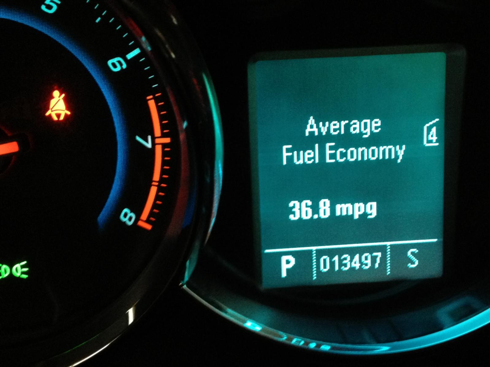 How to Get Better Fuel Economy - Page 20