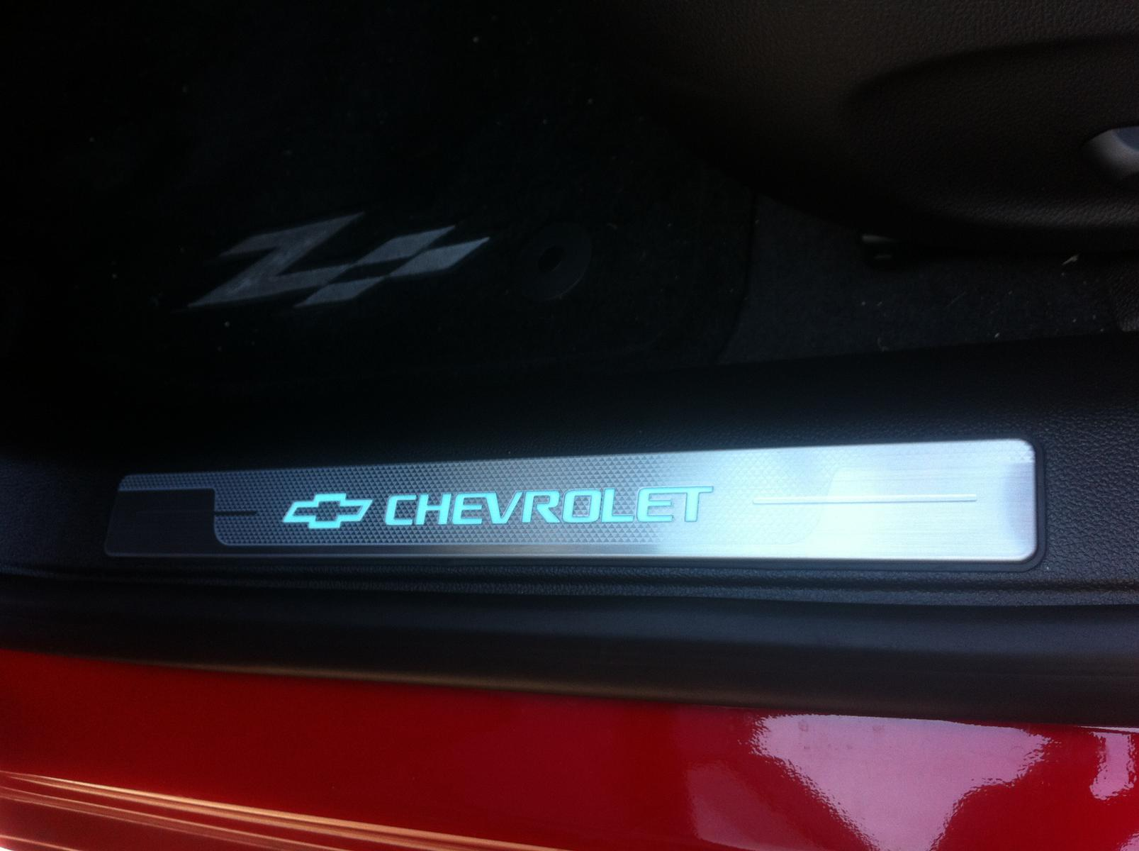 Chevy Cruze Illuminated Door Sills - Page 3