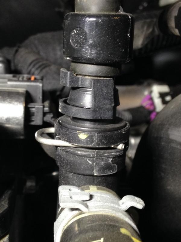 Chevy Aveo Radiator